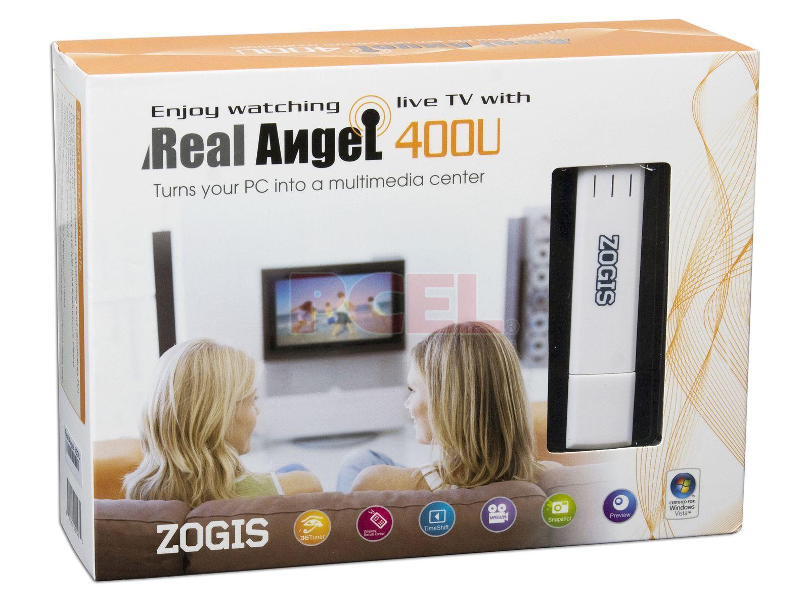 ZOGIS REAL ANGEL 400U TREIBER HERUNTERLADEN