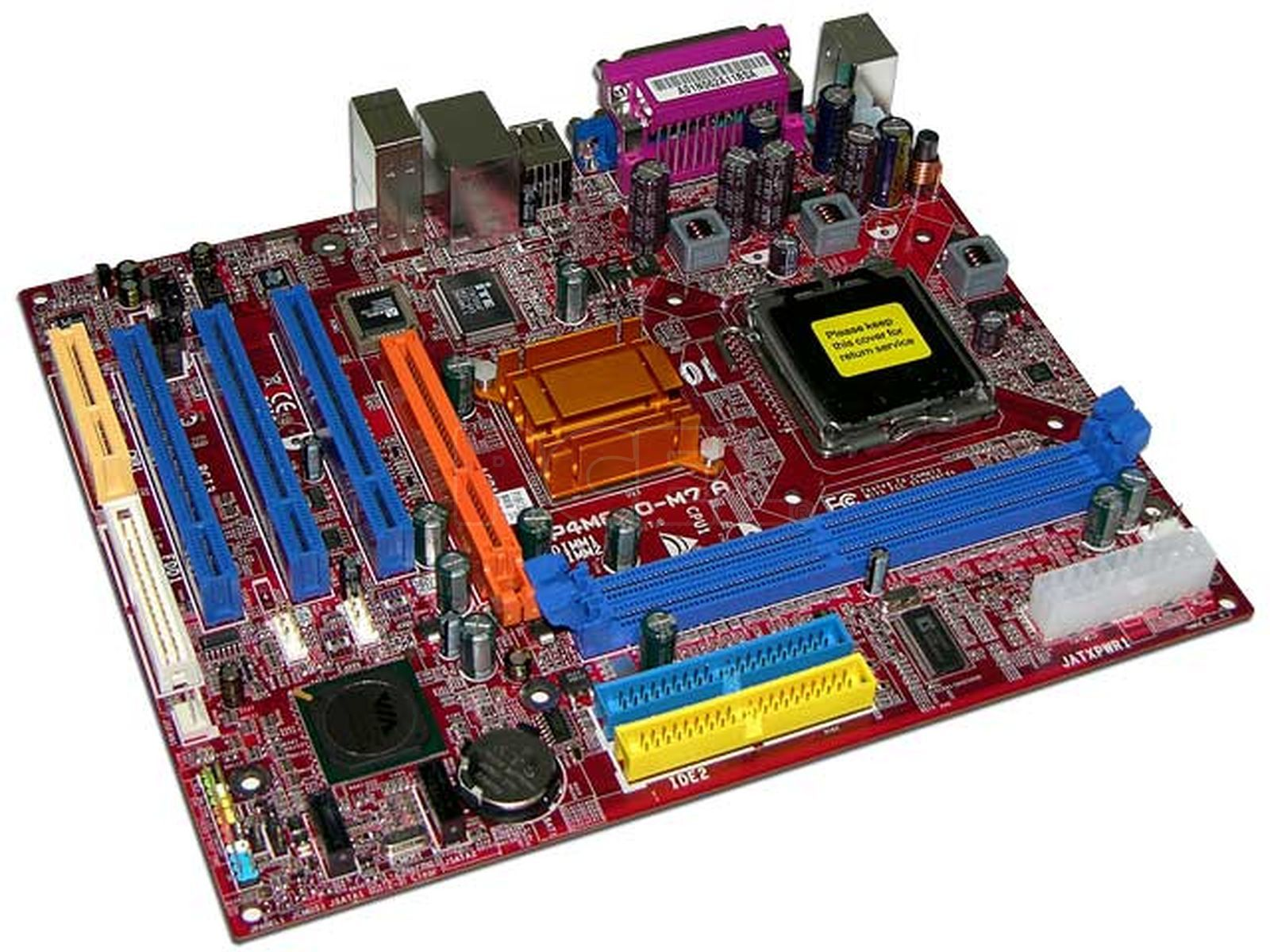 P4M800-M7A MOTHERBOARD DRIVER PC