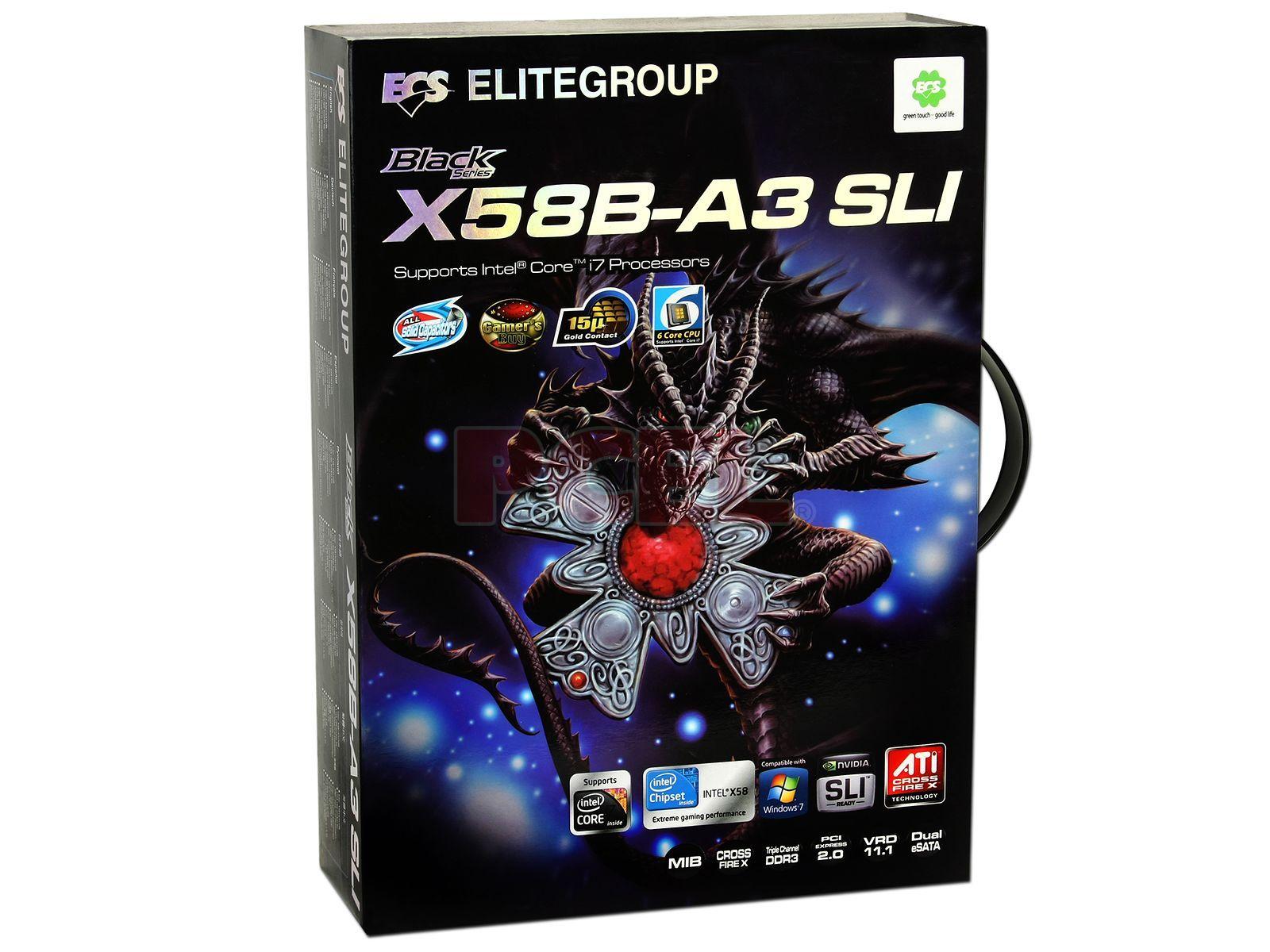 ECS X58B-A3 SLI V1.0 JMICRON RAID TREIBER WINDOWS 7