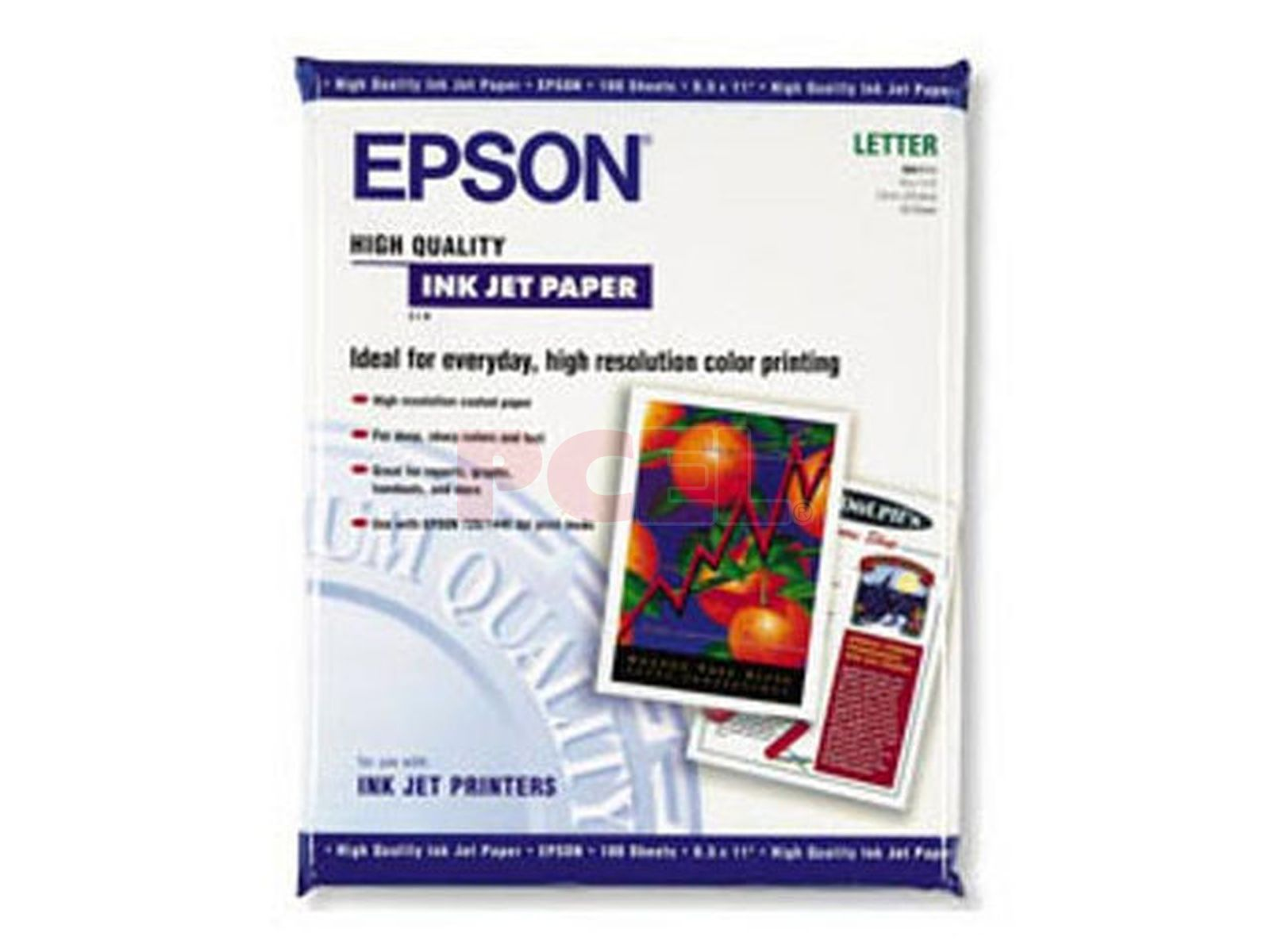 Epson Photo Quality Ink Jet Paper Papel