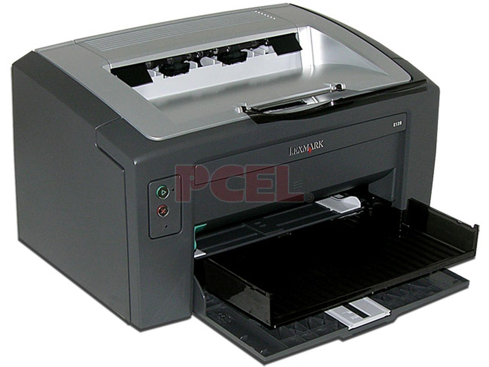 software para impresora lexmark e120