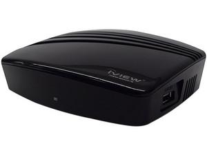 Convertidor IVIEW de TV Digital Multi-función, HDMI, USB 2.0, Negro.