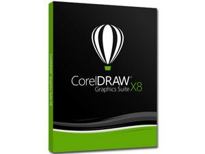 Corel Draw Graphics Suite X8, ACTUALIZACION para Windows en Español y Portugués.