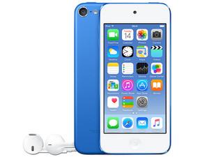 iPod touch de 64 GB, Azul.