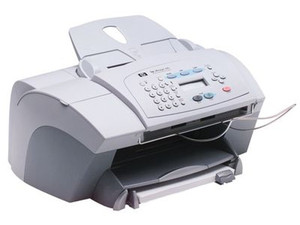 Multifuncional HP OfficeJet V40, Impresora, Copiadora, Scanner y Fax.