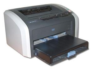 Impresora L 225 Ser Hp Laserjet 1015 De 15ppm
