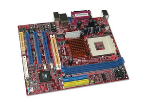 T. Madre Biostar M7VIG 400 , ChipSet VIA KM266 Pro,
