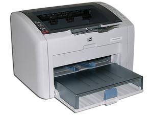 impresora l ser hp laserjet 1022 de 19 ppm. Black Bedroom Furniture Sets. Home Design Ideas