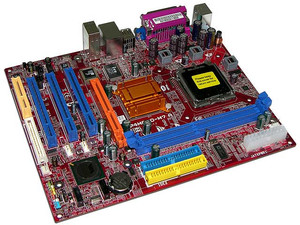 T. Madre Biostar P4M800-M7A, ChipSet VIA P4M800,