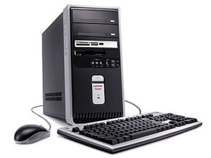 Computadora Compaq Presario SR1720LA,