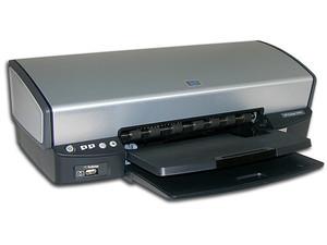 Impresora de Inyección a Color HP DeskJet 5940, resolución 1200 x 1200 dpi