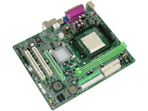 T. Madre Biostar K8M800 Micro AM2, ChipSet VIA K8M800,