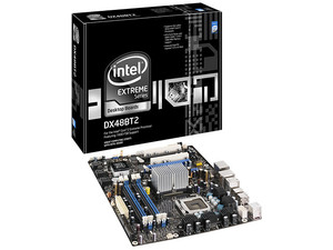 T. Madre Intel DX48BT2, ChipSet Intel X48 Express,
