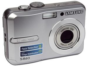c mara fotogr fica digital samsung s860 8 1mp color plateada rh pcel com camera samsung s860 manual Memory Card Samsung S860