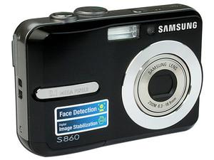 c mara fotogr fica digital samsung s860 8 1mp color negra rh pcel com Silver Samsung S860 Silver Samsung S860