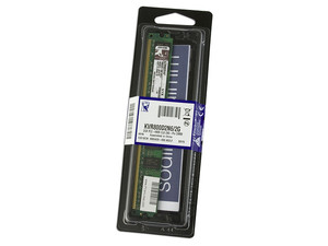 Memoria Kingston DDR2, PC2-6400 (800MHz),CL6, 2GB