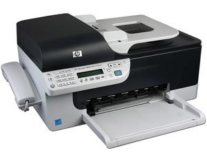 Multifuncional Hp Officejet J4660 Impresora Copiadora