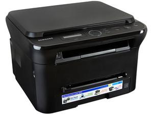 Multifuncional Samsung Scx 4600 Con Acabado Negro