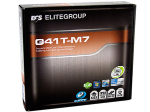 Tarjeta Madre ECS G41T-M7, ChipSet Intel G41,
