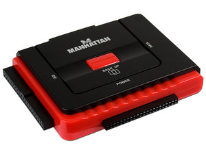 Adaptador Manhattan USB 2.0 a SATA/ IDE