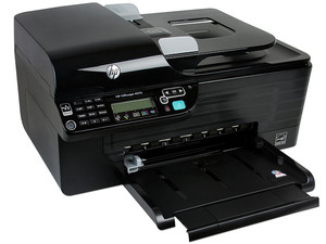 Multifuncional HP Officejet 4575, Ethernet,  Impresora, Copiadora, Escáner y Fax.