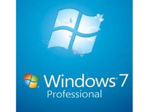 Microsoft Windows 7 Professional SP1 (64bits) en Español, DVD OEM. Exclusivo a la venta en equipos nuevos