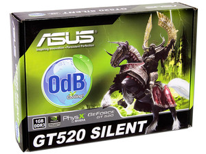 Tarjeta de Video Asus NVIDIA GeForce GT520, 1GB DDR3, HDMI, DVI. Puerto PCI Express 2.0