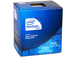 Procesador Intel Pentium G620 a 2.6 GHz con Intel HD Graphics, Socket 1155, L3 Cache 3MB