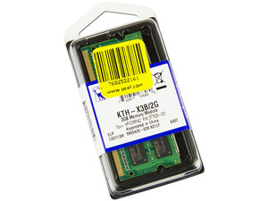 Memoria Kingston de 2GB, Modelo: KTH-X3B/2G