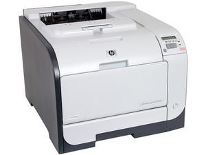 Impresora Láser a Color HP LaserJet CP2025n hasta 21ppm, 600x600 dpi, Ethernet, USB