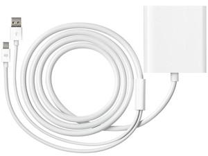 Mini DisplayPort para Adaptador Dual-Link DVI