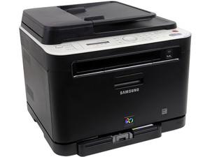 multifuncional samsung clx 3185fn impresora l ser a color copiadora esc ner y fax usb. Black Bedroom Furniture Sets. Home Design Ideas