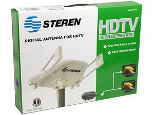 Antena a rea para televisi n de alta definici n hdtv - Precios de antenas de television ...