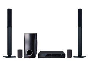 Home Theater LG BH4430P, Audio 5.1, Dolby Digital, Reproductor de Bluray, Radio, USB Recording, 330 Watts.