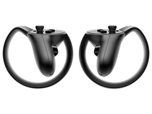 Controles Oculus Touch para Oculus Rift