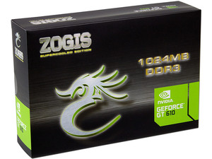 Tarjeta de Video ZOGIS NVIDIA GeForce GT 610, 1GB GDDR3, HDMI, DVI, Puerto PCI Express x16 2.0