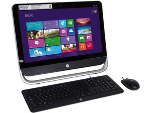 Computadora HP All in One 20-b002la,