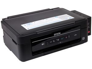 Multifuncional Epson Ecotank L355 Impresora Copiadora Y