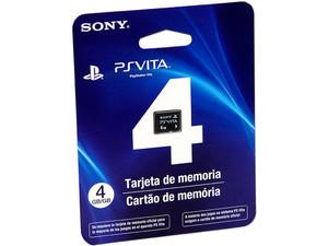 tarjeta de memoria 4gb ps vita