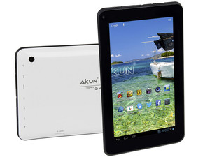 Tablet Acteck Aikun AT73C con Android 4.0, Wi-Fi, 2 Cámaras, Pantalla Multi-touch de 7