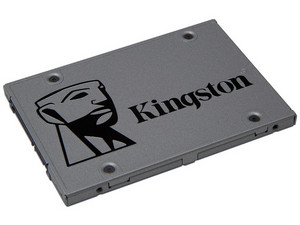 Kit para Desktop y Laptop de Unidad de Estado Sólido Kingston UV500 de 240GB, 2.5