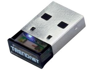 Micro Adaptador USB TRENDnet de Bluetooth, hasta 100m de distancia.