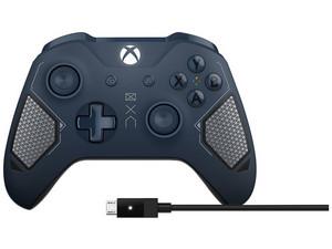 Control de Xbox One Edicion Patrol Tech Inalámbrico con Cable para Windows.
