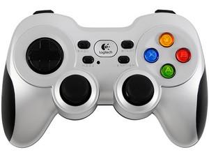 Control Inalámbrico Logitech para PC con Windows o Android TV, USB. Color Blanco.