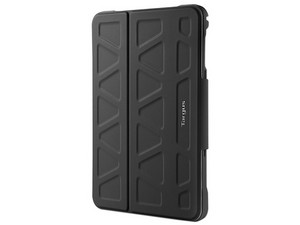 Funda estuche Targus 3D Protection para iPad mini 4, 3, 2 y 1. Color Negro.