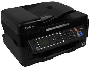 Multifuncional De Inyecci 243 N Epson Ecotank L565 Impresora