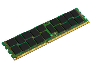 Memoria Kingston DDR3, PC3-12800 (1600MHz) 8 GB, ECC.