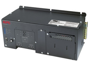 Carril DIN APC de 500VA(120W), para montaje en panel UPS.