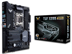 T. Madre ASUS TUF X299 Mark 2, ChipSet Intel X299,
