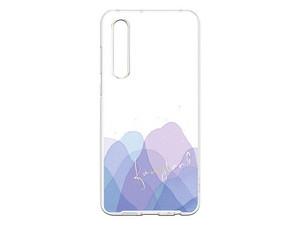 Case Huawei 51993014 para Huawei P30. Diseño Transparente.